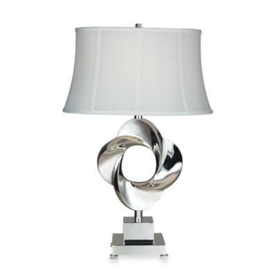Dimond Lighting Burnham Chrome Table Lamp