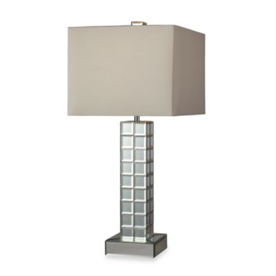 Dimond Lighting Luella Clear Finish Table Lamp