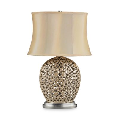 Dimond Lighting Serene Pearlescent Cream Table Lamp
