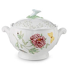 Lenox® Butterfly Meadow® Round Covered Casserole