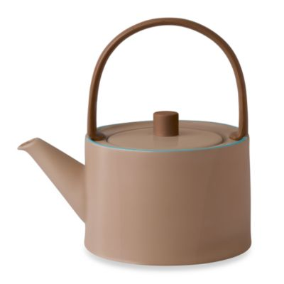 Wedgwood® Nature's Canvas Sandstone 1.2-Liter Teapot