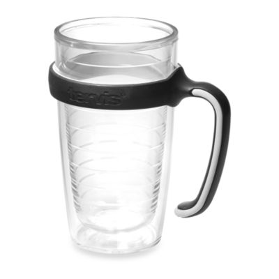 Tervis® Slide-On Handle for 16-Ounce Tumbler in Black