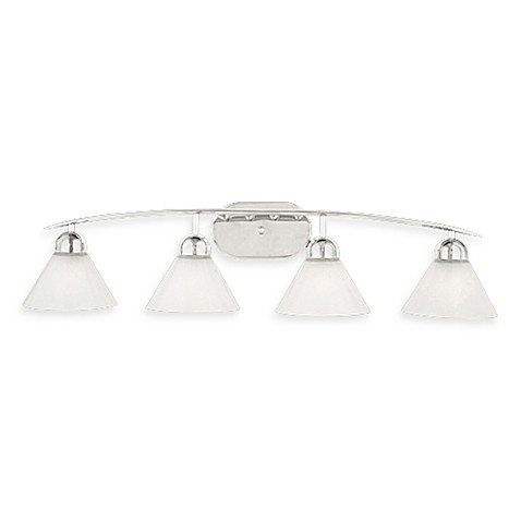 Quoizel®  4-Light Contemporary Demitri Bath Fixture