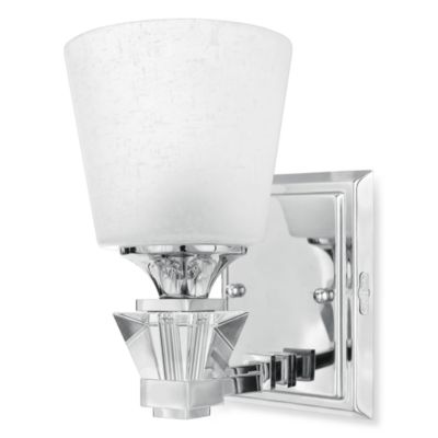 Chrome Quoizel Bath Light