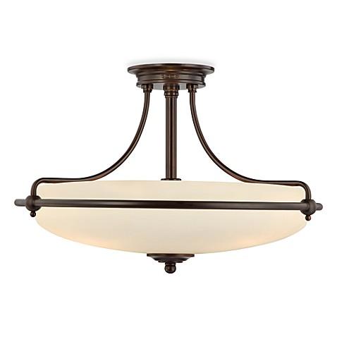 Buy Pacific Coast Lighting 174 Pine Cone Glow 2 Light Flush