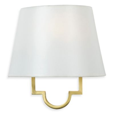 Quoizel® Millennium Collection Wall Sconce With Gallery Gold Finish