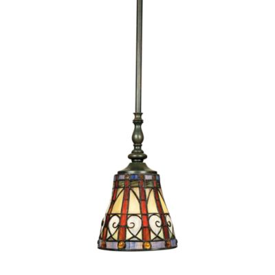 Vintage Handcrafted Mini Pendant Light Fixture