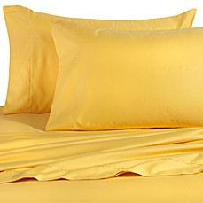 DVF Studio™ Solids Sheet Set in Sunset