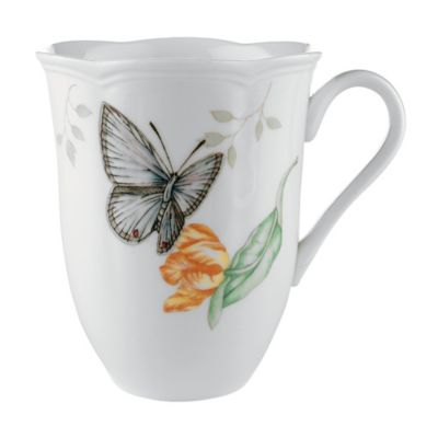 Butterfly Meadow Blue Butterfly 12-Ounce Mug