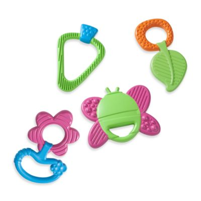 Born Free® Butterfly-Shaped Calm 'N Soothe Teether
