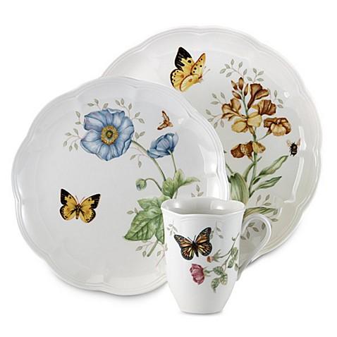 Lenox Butterfly Meadow Monarch Dinnerware