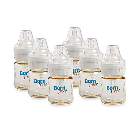 Born Free® Classic 5-Ounce Bottles in 6-Pack