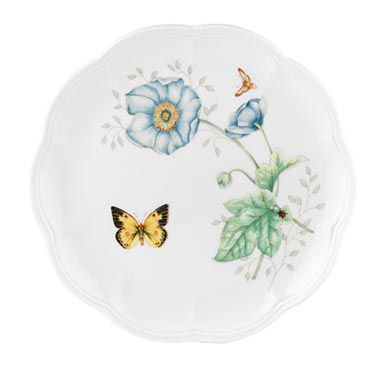 "Butterfly Meadow Monarch 9"" Accent Plate"