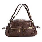 timi & leslie® Jessica Brown Diaper Bag