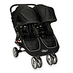 Baby Jogger™ City Mini Double Stroller in Black