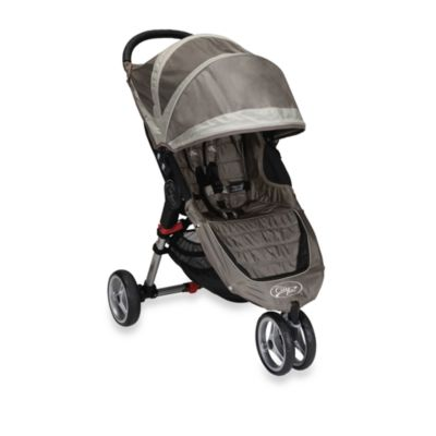 Baby Jogger™ City Mini™ Single Stroller in Sand/Stone