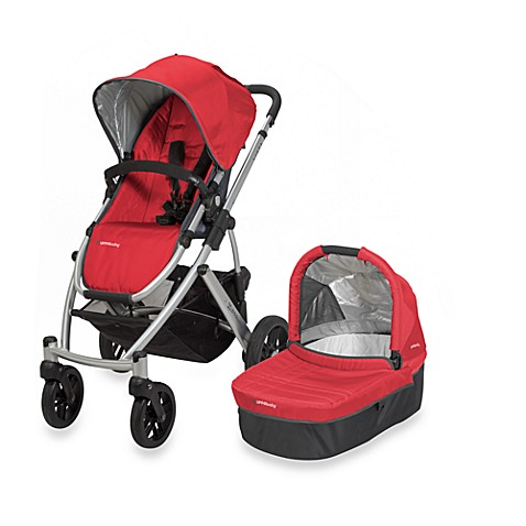 UPPAbaby® Vista Stroller in  Red Denny