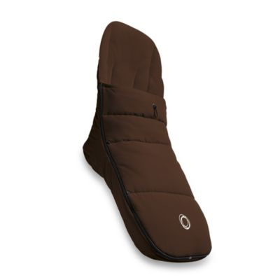 Bugaboo Foot Muff in Dark Brown