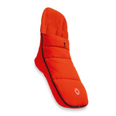 Bugaboo Foot Muff in Orange