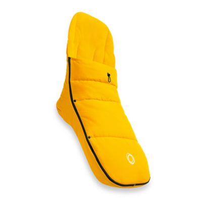 Bugaboo Foot Muff in Yellow