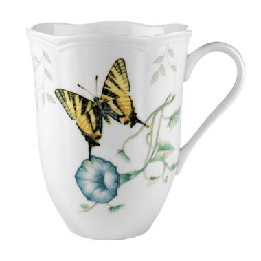 Lenox® Butterfly Meadow® Tiger Swallowtail 12 oz. Mug