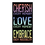 Cherish, Love, Embrace Wall Art