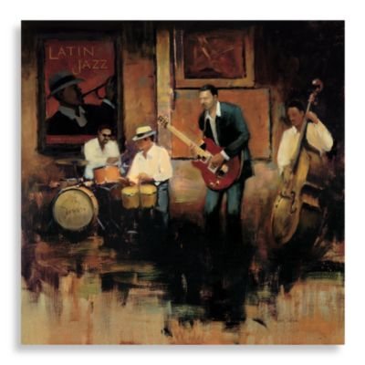 Latin Jazz Wall Art