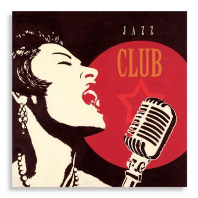 Jazz Club Wall Art
