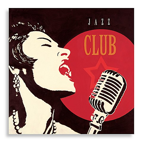 Jazz Club Wall Art