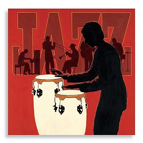Jazz Ensemble Wall Art