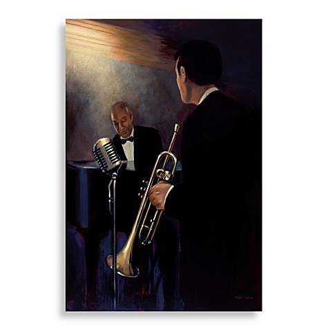 Brass Section Wall Art