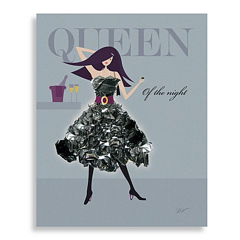 Queen of the Night Wall Art