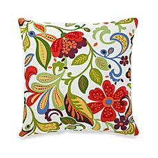 20-Inch Square Throw Pillow in Wildwood