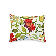 Rectangular Throw Pillow in Wildwood