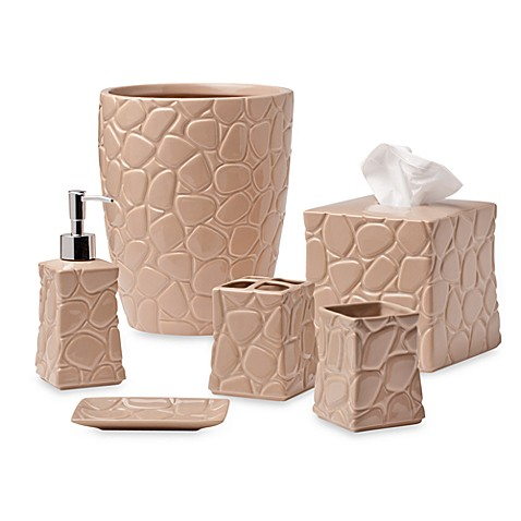 DVF Studio™ Scattered Stones Waste Basket