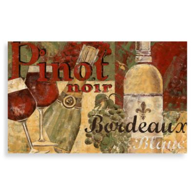 Calm Chef Wine Floor Mat
