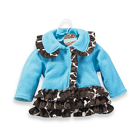 Mud Pie® Giraffe Coat