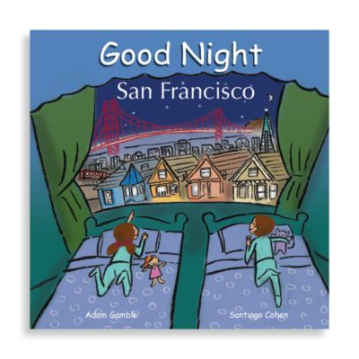 Good Night Board Book in San Francisco