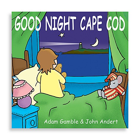 Good Night Board Book in Cape Cod