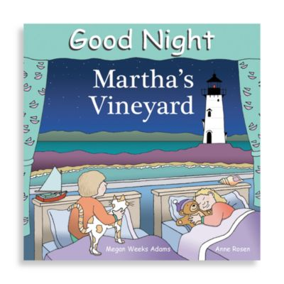Good Night Board Book in Martha's Vineyard