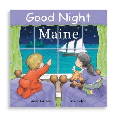 Good Night Board Book in Maine
