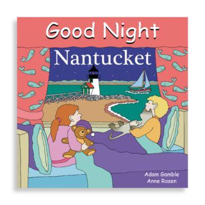 Good Night Board Book in Nantucket