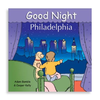 "Good Night ""Philadelphia"" Board Book"