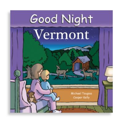 Good Night Board Book in Vermont