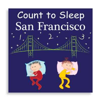 Count to Sleep Board Book in San Francisco