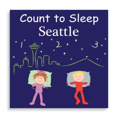 Count to Sleep Board Book in Seattle
