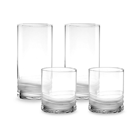 Donna Karan Lenox® Wave Crystal Barware