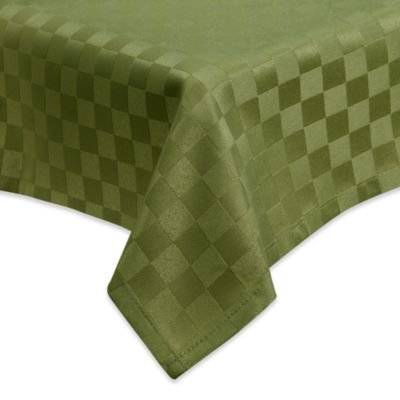 Luxury Essentials Modern Table Square Tablecloth (Set of 6)