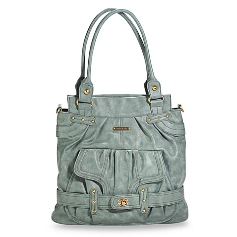 timi & leslie® Louise Diaper Bag in Blue
