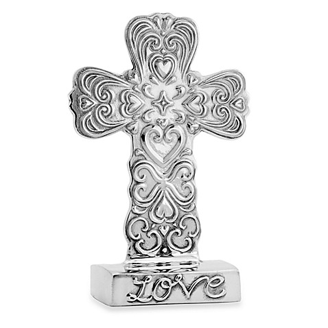 Wilton Armetale® Love 9-Inch Cross